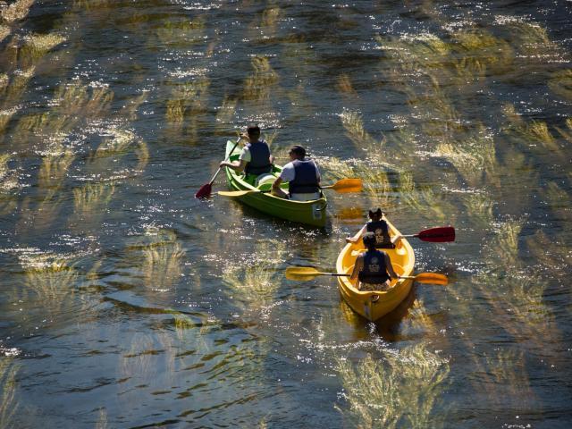 Canoe Riviere Dordogne Argentat©malikaturin 00755