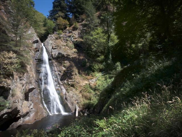 Cascade De Gimel © Dan Courtice Corrèze Tourisme