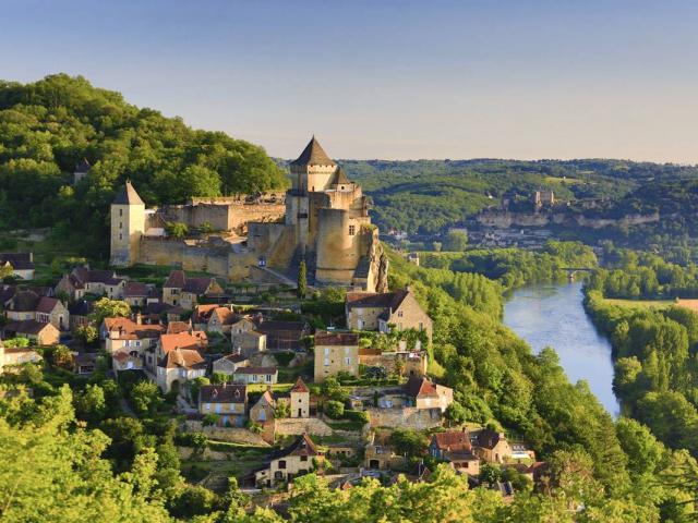 Castelnaud En Dordogne