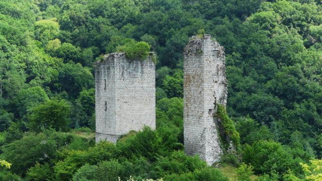 Goulles Tours De Carbonnieres 1