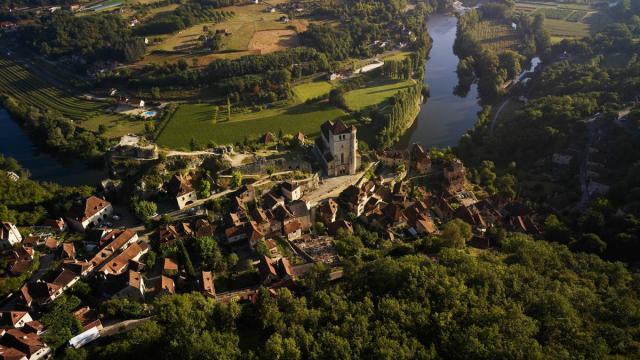 Pnr Causses Du Quercy Saint Cirq Lapopie 0